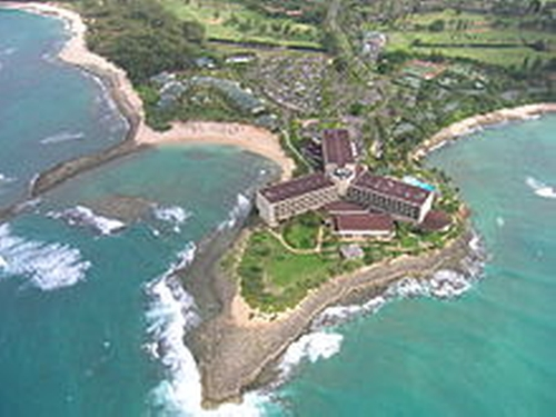 Turtle Bay Resort Oahu Island, Hawaii in Forgetting Sarah Marshall