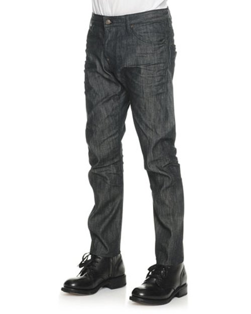 Slim-Leg Denim Jeans by D Squared in That Awkward Moment