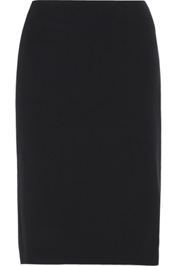 Stretch-Wool Pencil Skirt by Theory in Suits