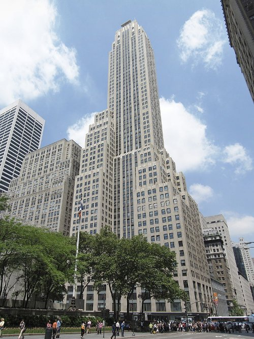 500 Fifth Avenue New York City, New York in Begin Again
