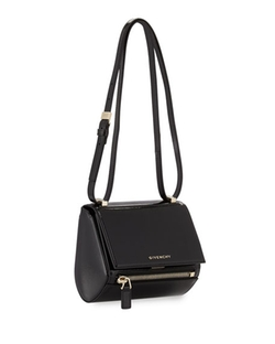 Mini Pandora Box Patent Shoulder Bag by Givenchy in Keeping Up With The Kardashians