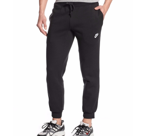 Men's AW77 Cuffed Jogger Pants by Nike in Ballers - Season 2 Episode 2