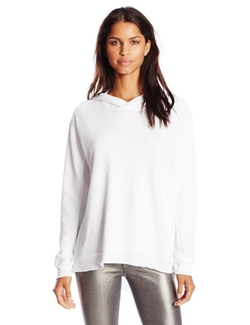 Women's Slouchy Hoodie French Terry Sweatshirt by Wilt in Keeping Up With The Kardashians