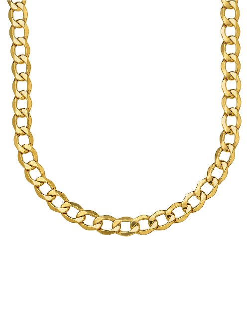 Chain Link Necklace by Lord & Taylor in John Wick
