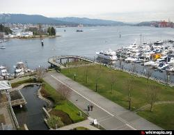 Vancouver, Canada by Cardero Park in Fifty Shades of Grey
