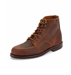 Sawyer USA Moc Toe Boots by Eastland Made in Maine in Jack Reacher