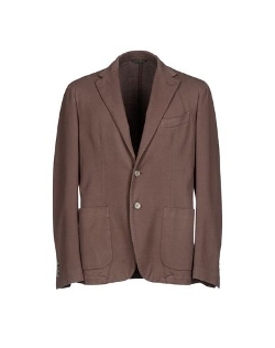 Lapel Collar Blazer by Canali in Marvel's The Avengers