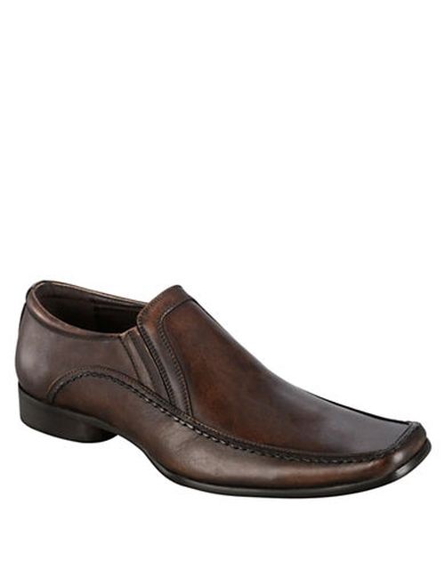 Key Note Leather Loafers by Kenneth Cole Reaction  in Wanted
