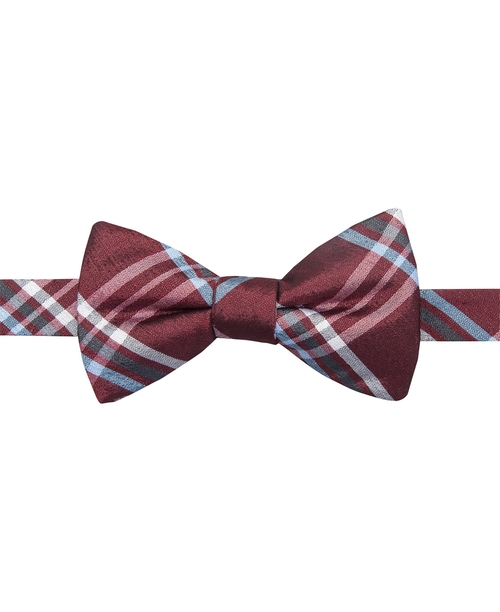 Wilcox Plaid Bow Tie by Ryan Seacrest Distinction in The Flash - Season 2 Episode 13