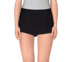 High Waisted Shorts by Dsquared2 in Pretty Little Liars