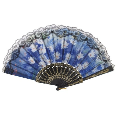 Spanish Style Hand Fan by Uxcell in Confessions of a Shopaholic