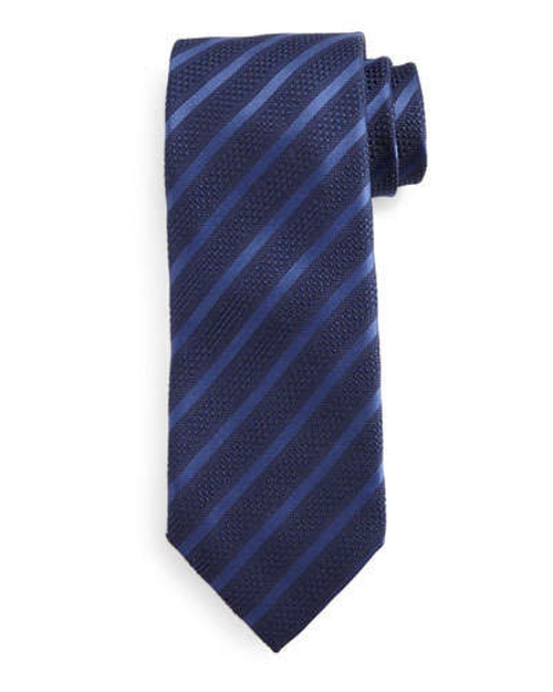 Diagonal-Striped Tie by Tom Ford	 in Suits - Season 5 Episode 7