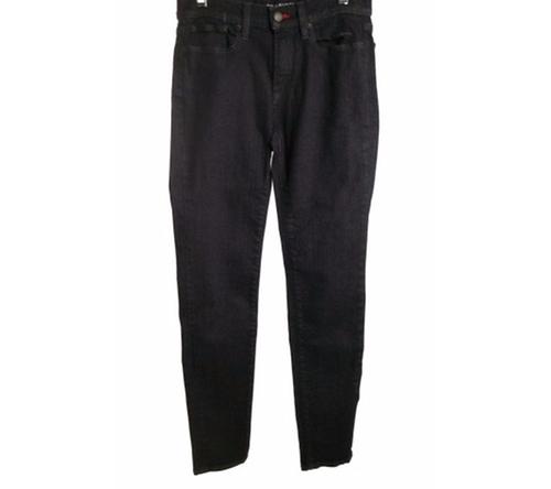 Diane Keaton Ralph Lauren Dark Wash Jeans From Love The