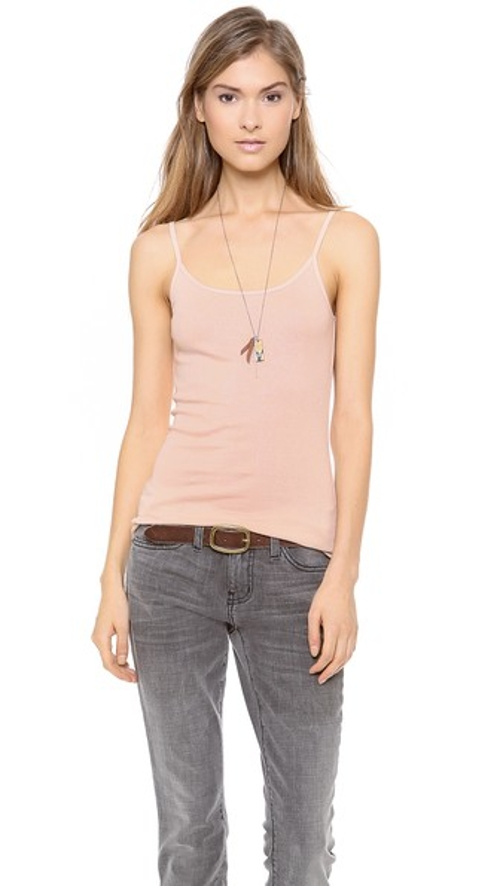 Layering Tank Top by Joie in Mean Girls