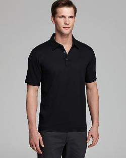 Sleek Logo Polo by Michael Kors in Couple's Retreat