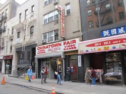 New York City, New York by Chinatown Fair Family Fun Center in Elementary