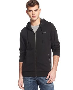 Fleece Hoodie by Guess in The Town