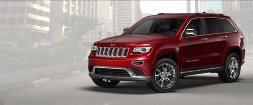 Grand Cherokee SUV by Jeep in Ballers - Season 1 Episode 6