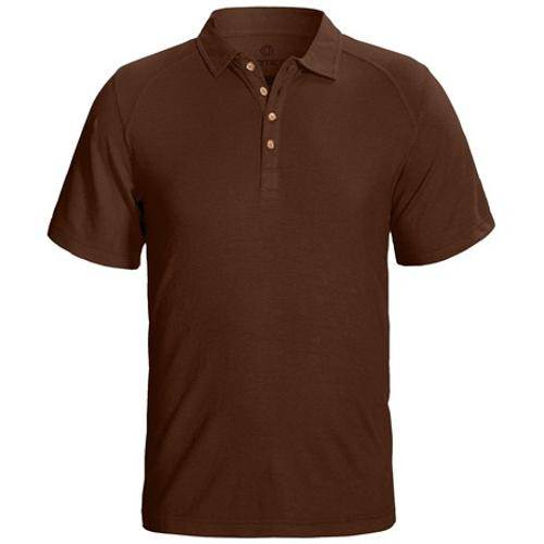 Hawkville Organic Polo Shirt by Gramicci in What If