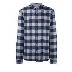 Galen Check Flannel Shirt by Calvin Klein Jeans in MacGyver