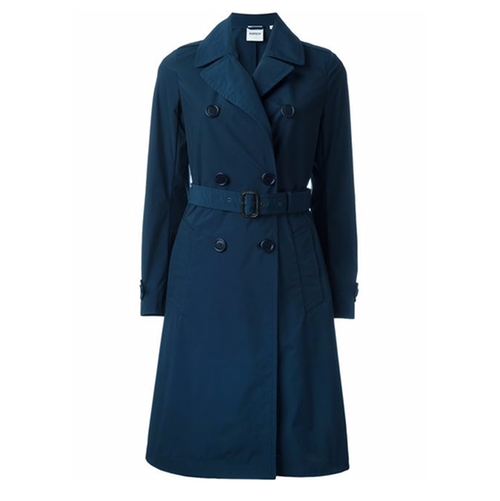 Trench Coat by Aspesi in Conviction - Season 1 Preview