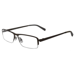 Rectangular Reading Glasses by Calvin Klein in Cabin in the Woods