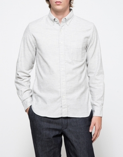B+bd Flannel Slid Shirt by Beams Plus in Master of None