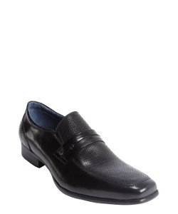 Perforated Leather 'Lunch Date' Formal Loafers by Kenneth Cole New York in While We're Young