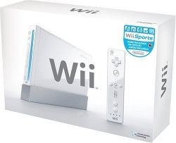Wii by Nintendo in Boyhood