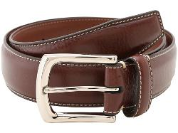 Burnished Tumbled Belt by Torino Leather Co. in Neighbors