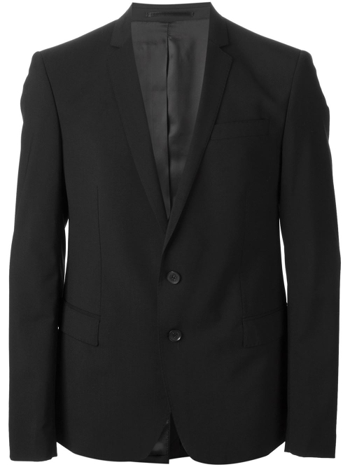 Two Piece Suit by Les Hommes in Southpaw