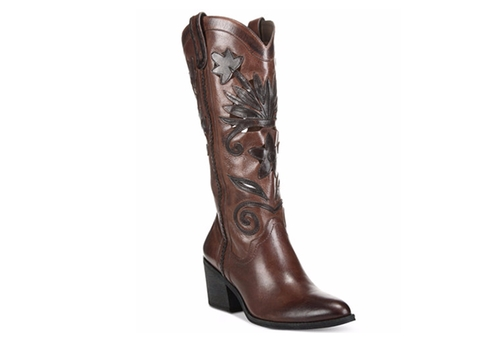 Ace Tall Boots by Carlos by Carlos Santana in The Bachelorette - Season 12 Episode 8