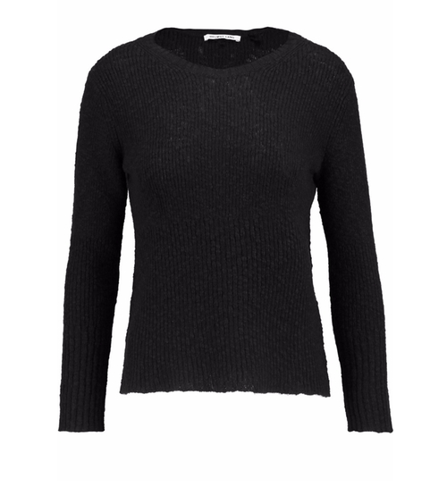 Ribbed-Knit Cashmere Sweater by Helmut Lang in Guilt - Season 1 Episode 1