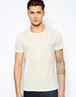 T-Shirt With Crew Neck by ASOS in Edge of Tomorrow