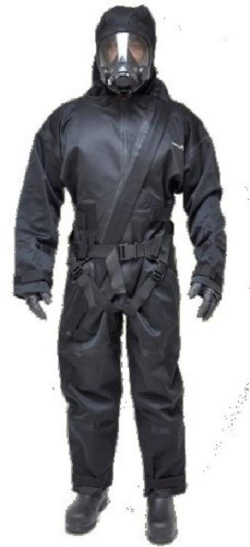 Demron Full Bodysuit - Biological Protection Suit by Radiation Shield Technologies in Godzilla