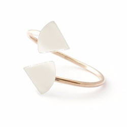 The Juliet Ring by Irina Victoria Jewelry in Quantico