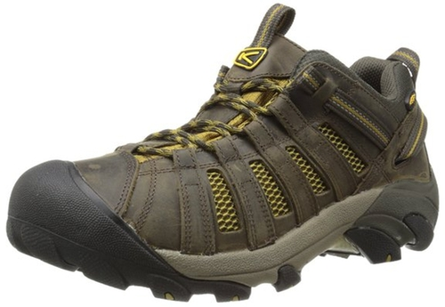 Men's Voyageur Hiking Shoes by Keen in Vacation