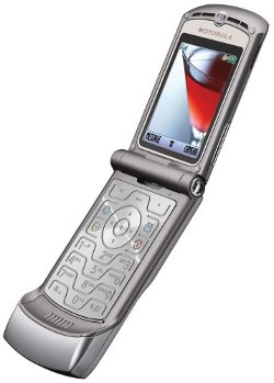 RAZR V3 Phone by Motorola in American Sniper