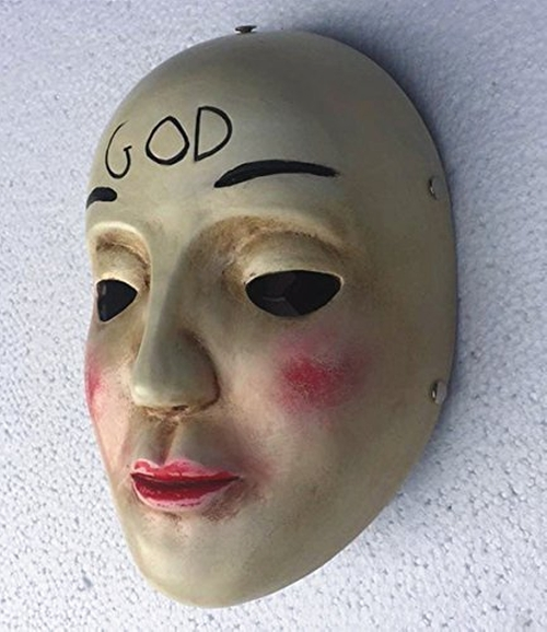 Resin The Purge Anarchy God Mask by Gmasking in The Purge: Anarchy