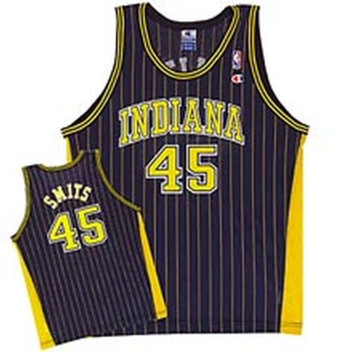 Indiana Pacers Rik Smits Vintage Jersey No. 45 by Champion in The Fault In Our Stars