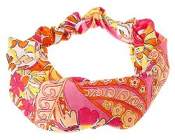 Printed Headscarf by L. Erickson USA in Pitch Perfect 2