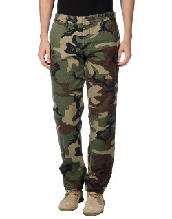 Casual Camouflage Pants by Carhartt in Kick-Ass