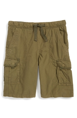 Boys Pull-On Cargo Shorts by Tailor Vintage in Modern Family