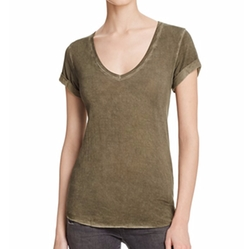 Charlie Tee by Paige in Rosewood