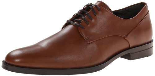 Kevin Leather Oxford Shoes by Calvin Klein in Love Actually