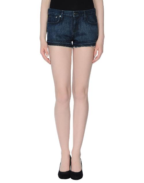 Denim Shorts by Helmut Lang in Limitless