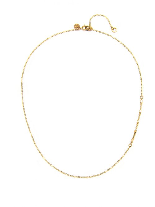 Chain Lavaliere Necklace by Blanca Monrós Gómez in Drive