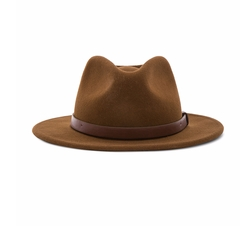 Messer Fedora Hat by Brixton in Ingrid Goes West
