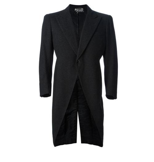 1938 Tail Coat by Sartoria Italiana Vintage in Kingsman: The Secret Service