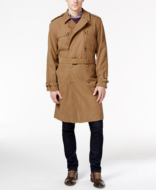 Plymouth Raincoat by London Fog in Self/Less